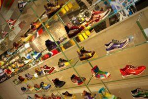 Nike retail