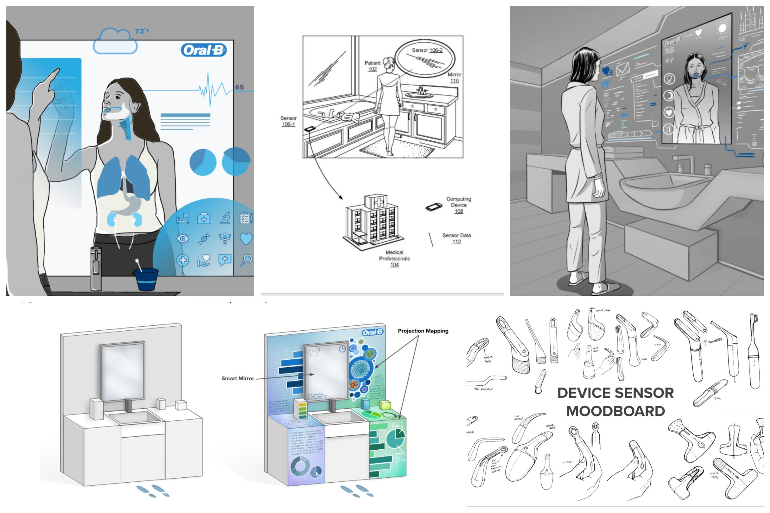 Oral B Creative Stages